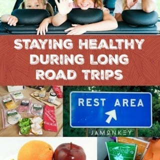 Staying Healthy During Long Road Trips
