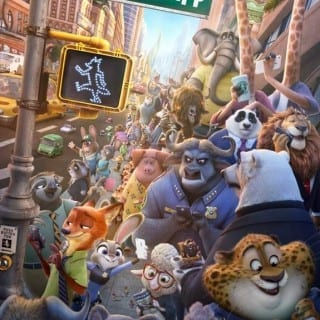 Zootopia Coloring Pages and Activity Sheets