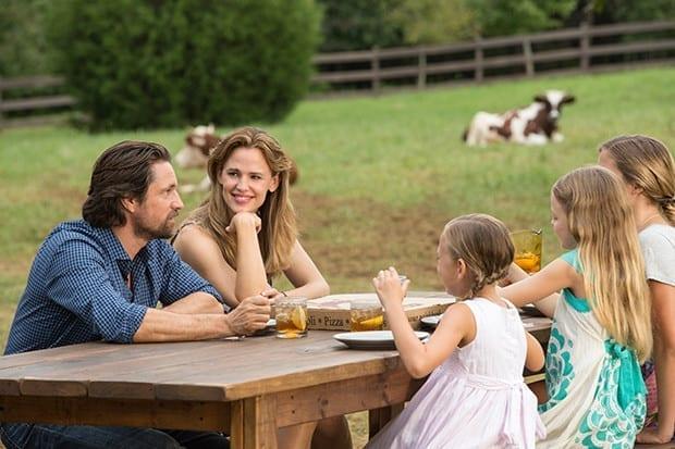 Jennifer Garner;Martin Henderson;Kylie Rogers