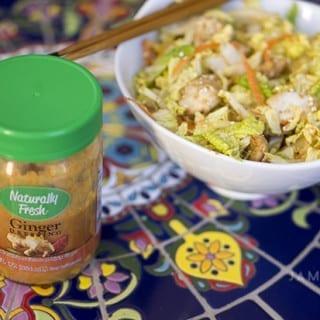 Ginger Chicken Salad