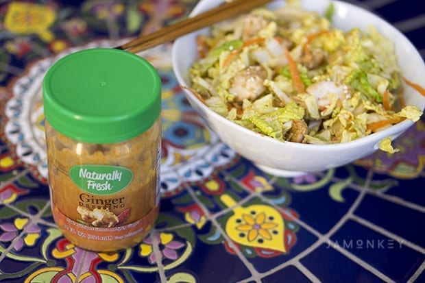 Ginger Chicken Salad