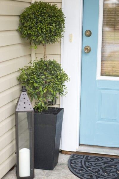 Front Door Makeover