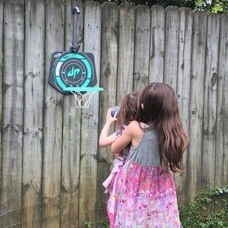 Nerf Dude PerfectShot Hoop Set Review Video
