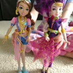 Hasbro Disney Descendants Genie Chic Dolls VIDEO