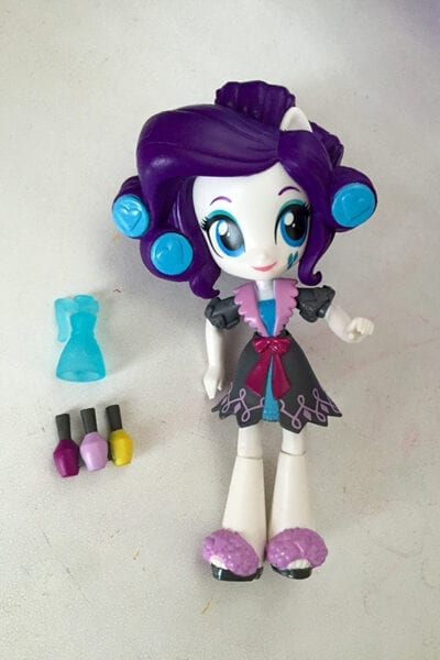 My Little Pony Equestria Girls Mini Sets