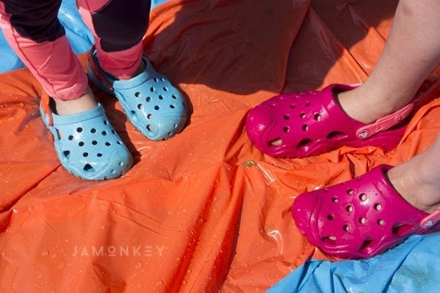Gearing Up For Summer - Zappos and Crocs