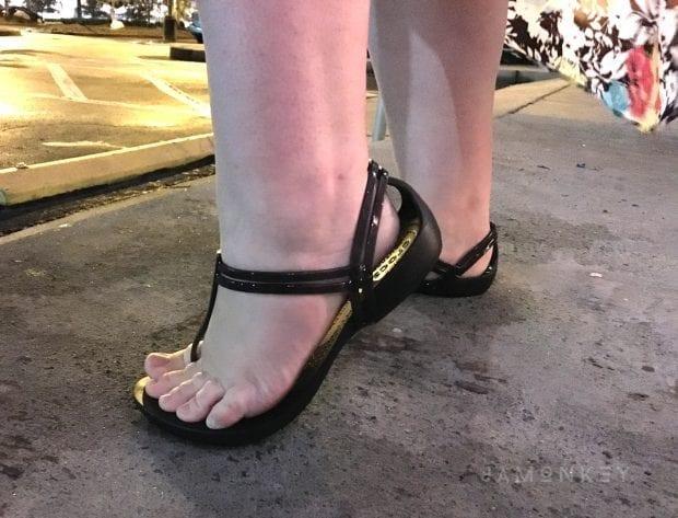 Crocs Isabella T-Strap sandal