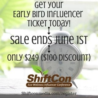 Come to ShiftCon with Me – Discount Code