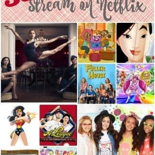 35 Girl Power Shows to Stream on Netflix