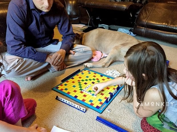 smath board game