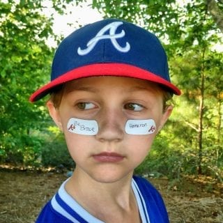 Our Time at Atlanta Braves Baseball Camp