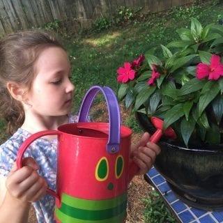 My Little Garden Helpers