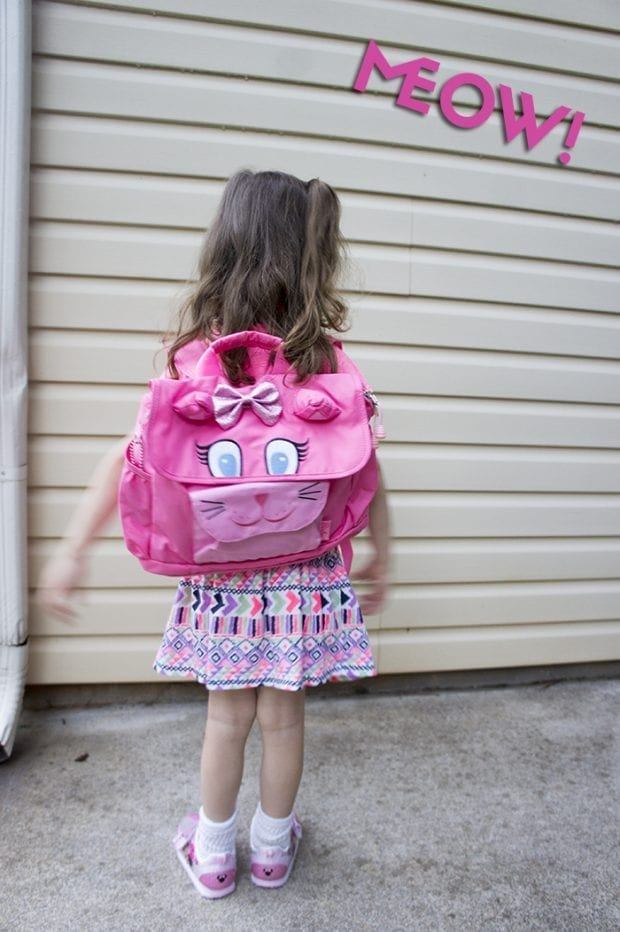 Bixbee Cat Backpack