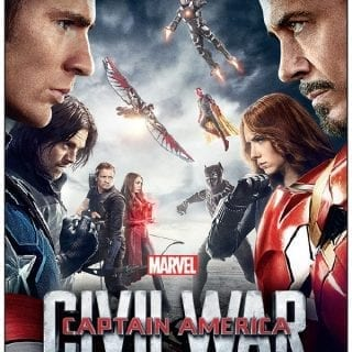 Which Side Will You Choose? – Win It Captain America: Civil War