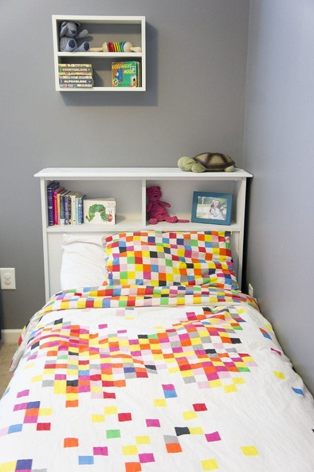 Tips You Need to Know Before Using Amy Howard At Home® One Step Paint™—Thrift Shop Upcycled Headboard