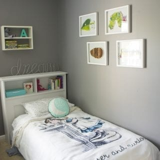 Children's Book Inspired Room