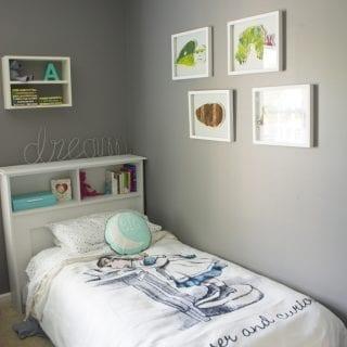 Children's Book Inspired Room