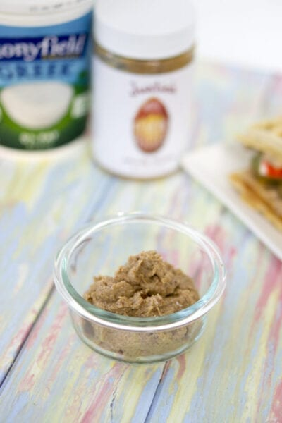 Protein Packed Fruit Spread