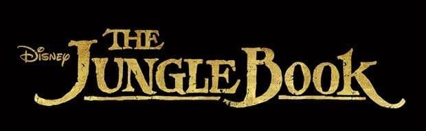 Jungle Book Title Treatment