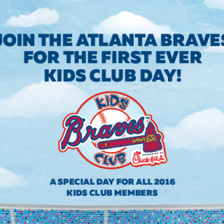 Atlanta Braves Kids Club Day