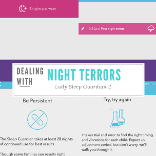 Dealing with Night Terrors