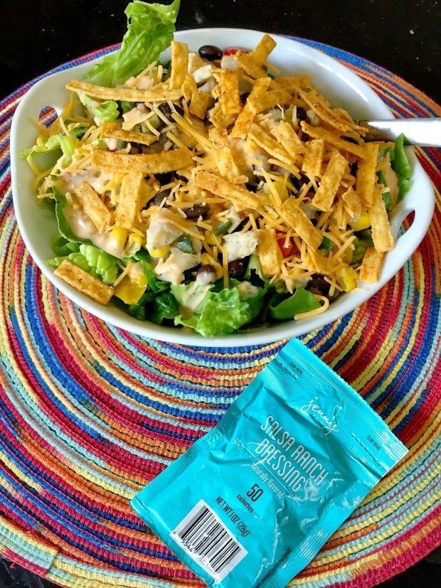 Jenny Craig Southwest Salad Topper