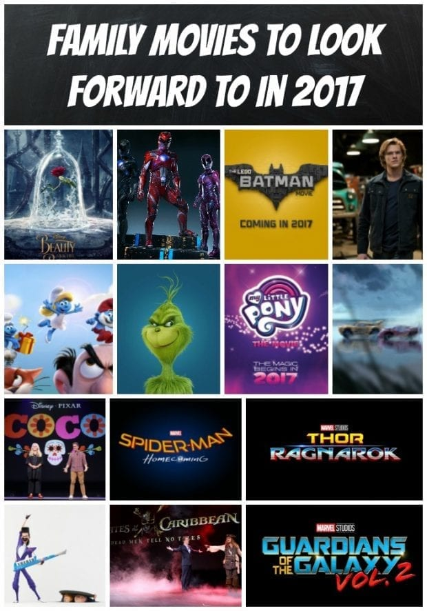Any New Movies For Kids Coming Out