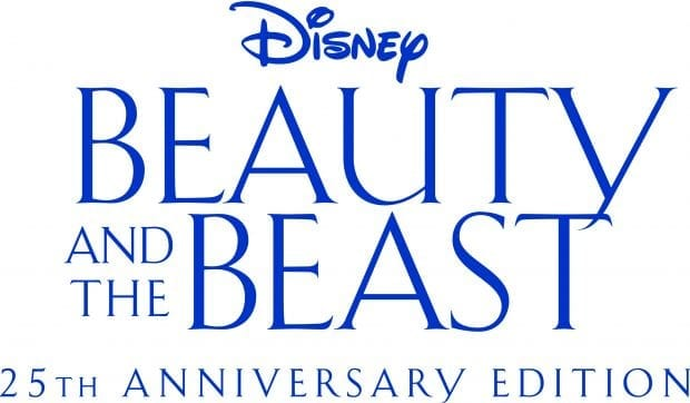 Beauty and the Beast SA 2 line Blue