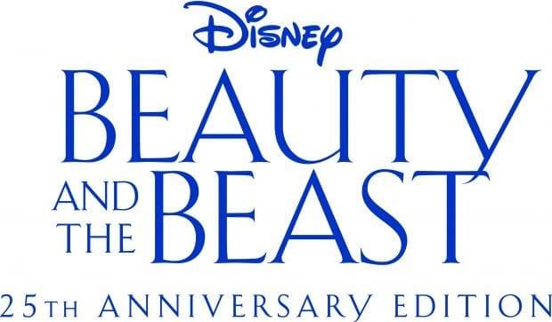 Beauty and the Beast SA 2 line Blue