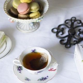Tea for Three Please