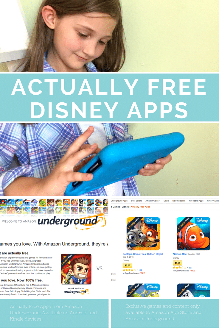 23 Free Disney Apps for Android and Kindle