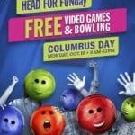 National Head for FUN Day aka Columbus Day