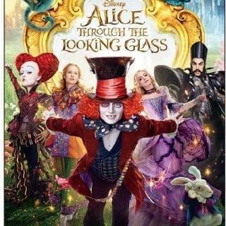 Alice Through the Looking Glass – Win a Copy