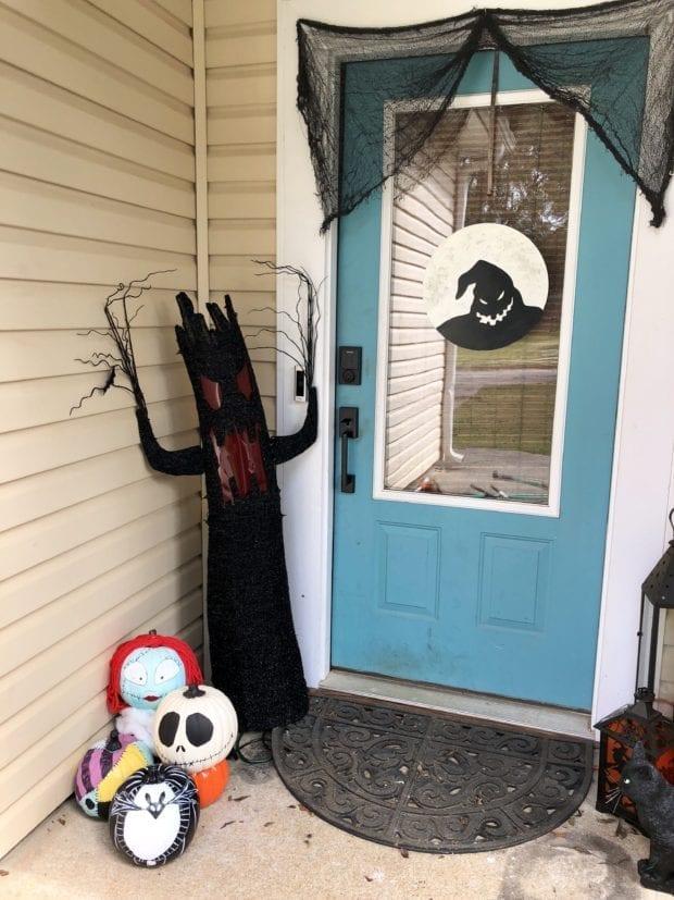 Nightmare Before Christmas Halloween Decorations