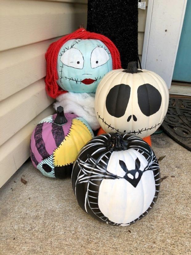 The Nightmare Before Christmas Halloween Decor | JaMonkey ...