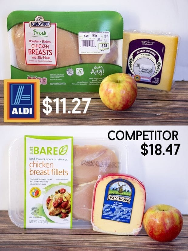 ALDI Try and Tell