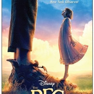 Bring Home The BFG – Win a Copy