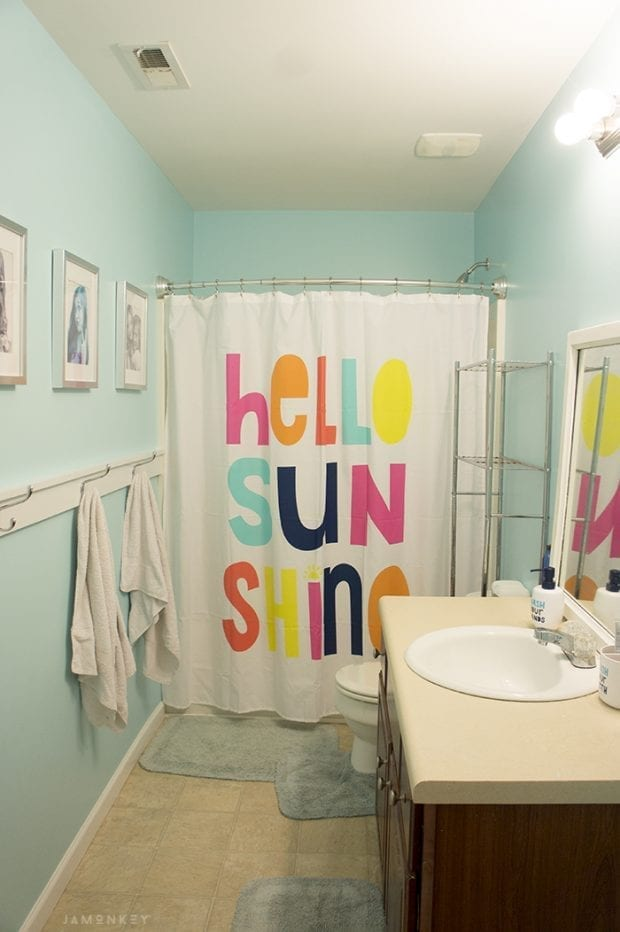 Funky Kids Bathroom
