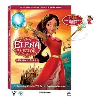 Elena of Avalor Doll Review VIDEO and DVD – Win a Copy