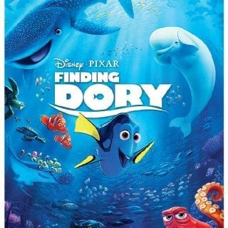 Bring Home Finding Dory – Win a Copy