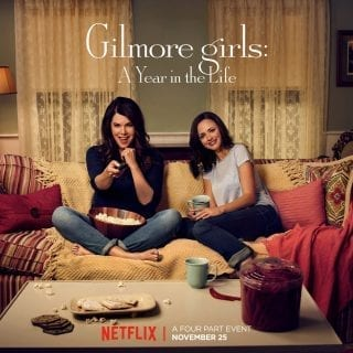 Gilmore Girls is Finally Back!