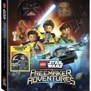 LEGO STAR WARS: The Freemaker Adventures Complete – Win a Copy