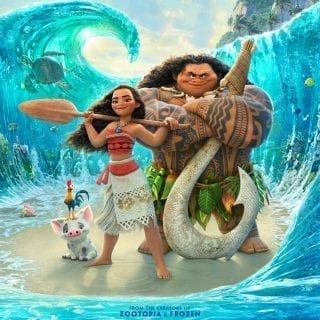 Moana, The Chief We've Been Waiting For – $5 off Atom Tickets Promo Code