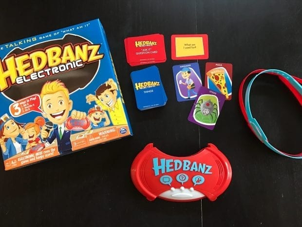 Make It A Game Night - Hedbanz Electronic Game Review