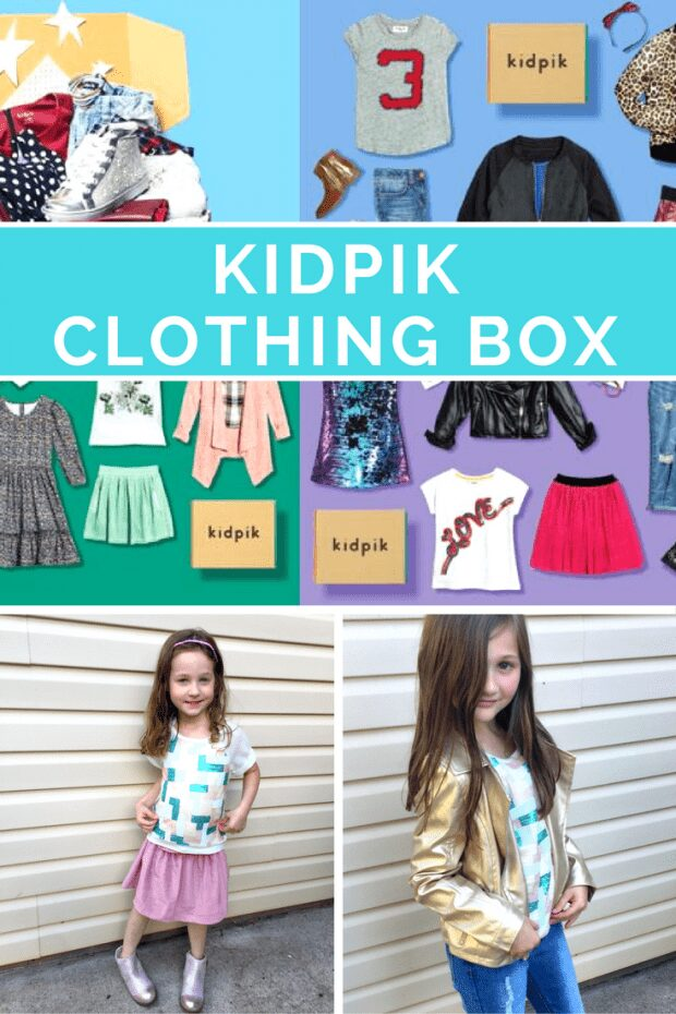 Kidpik Clothing Box Review and VIDEO