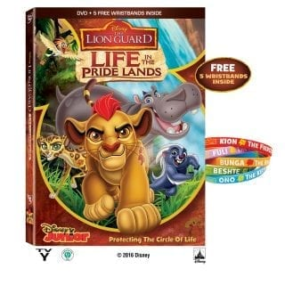 Win The Lion Guard Life in the Pride Lands