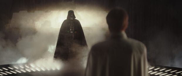 Darth Vader Photo credit: Lucasfilm/ILM