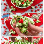 Grinch Popcorn