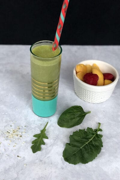 Green Tropical Smoothie - ALDI Try and Tell
