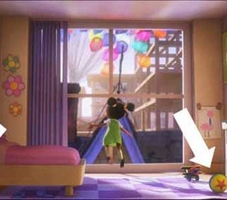 See How Every Disney Pixar Film is Connected with Easter Eggs